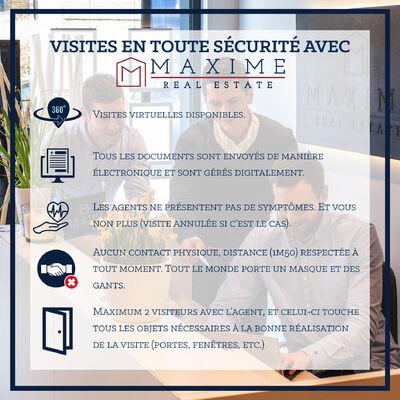 Covid-19 et immobilier: comment assurer la sécurité lors des visites