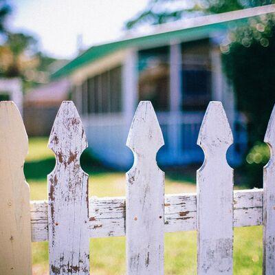 De tuin van de buren wordt vanaf 1 september ook een beetje uw tuin