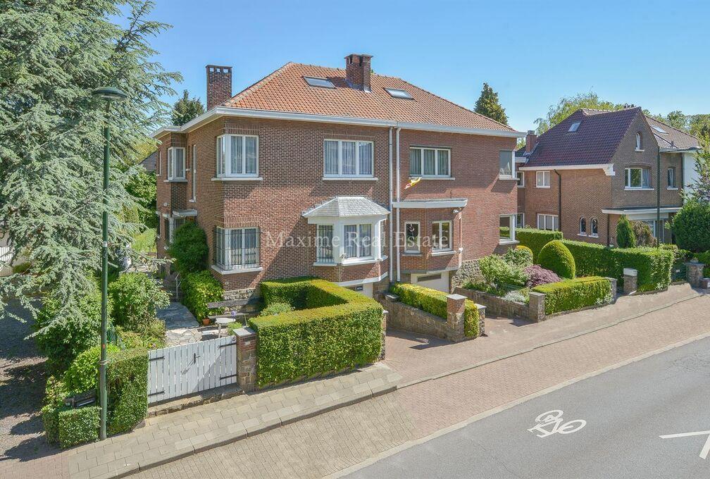 Huis te koop in Sint-Pieters-Woluwe