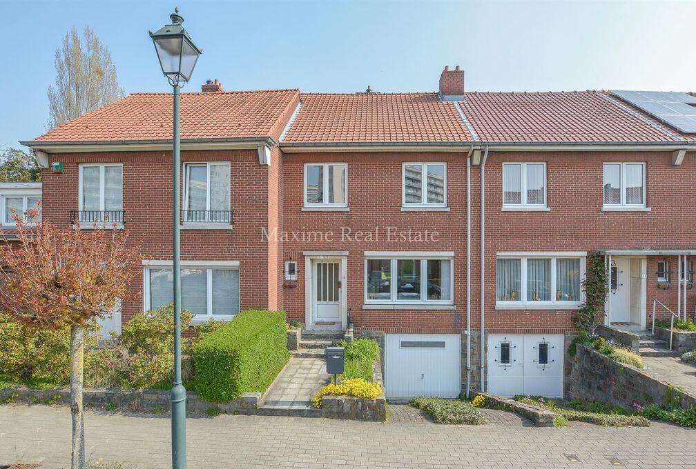 Huis te koop in Woluwe-Saint-Lambert