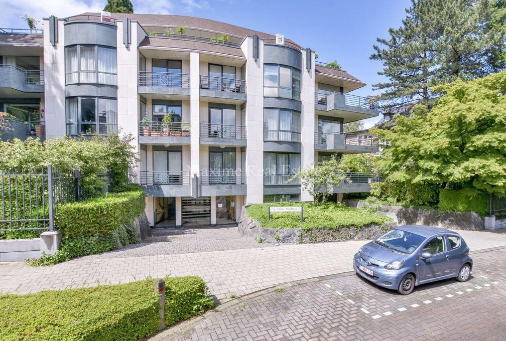 Uitzonderlijk appartement te huur in Sint-Pieters-Woluwe