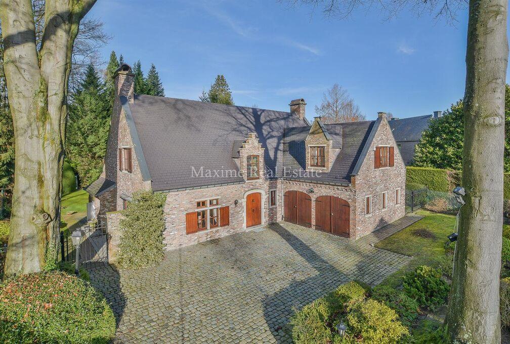 Villa for sale in Kraainem