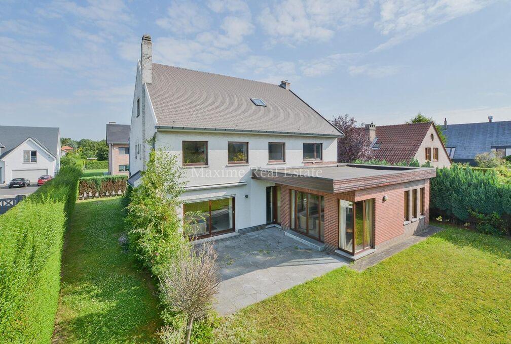 Villa te koop in Zaventem Sterrebeek