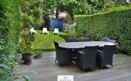Appartement met tuin te koop in Woluwe-Saint-Lambert