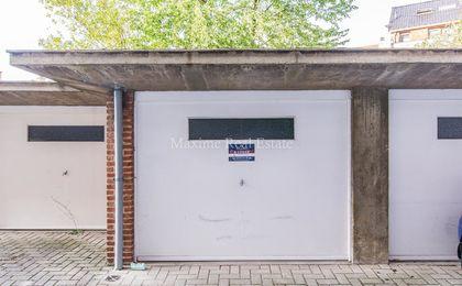 Gesloten garagebox te huur in Sint-Lambrechts-Woluwe