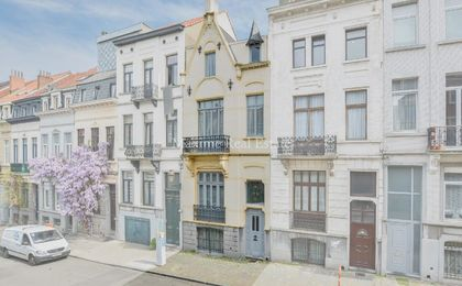 Maison de maître à vendre à Schaarbeek