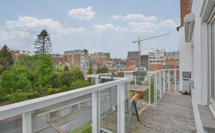 Penthouse te koop in Woluwe-Saint-Lambert