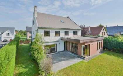 Villa for sale in Zaventem Sterrebeek