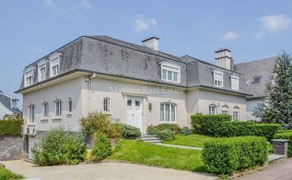 Villa te huur in Woluwe-Saint-Pierre